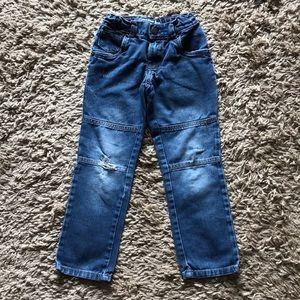 Little Boys OshKosh Skinny Leg Distressed Jeans